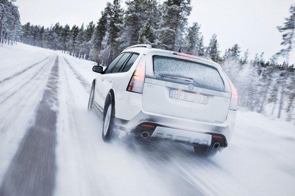 conducir nieve