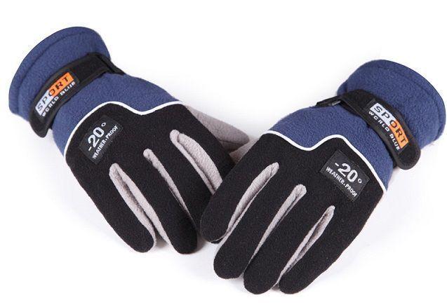 guantes snow