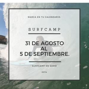 surfcamp somo viaje