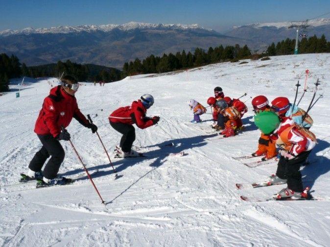 esquiar niños1