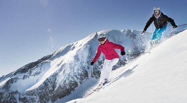 esquiar sierra nevada