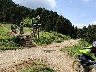 bike park la molina