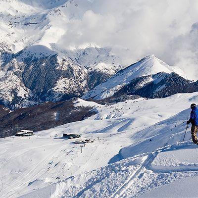 Ofertas esquí Navidad Apartamentos Sabica