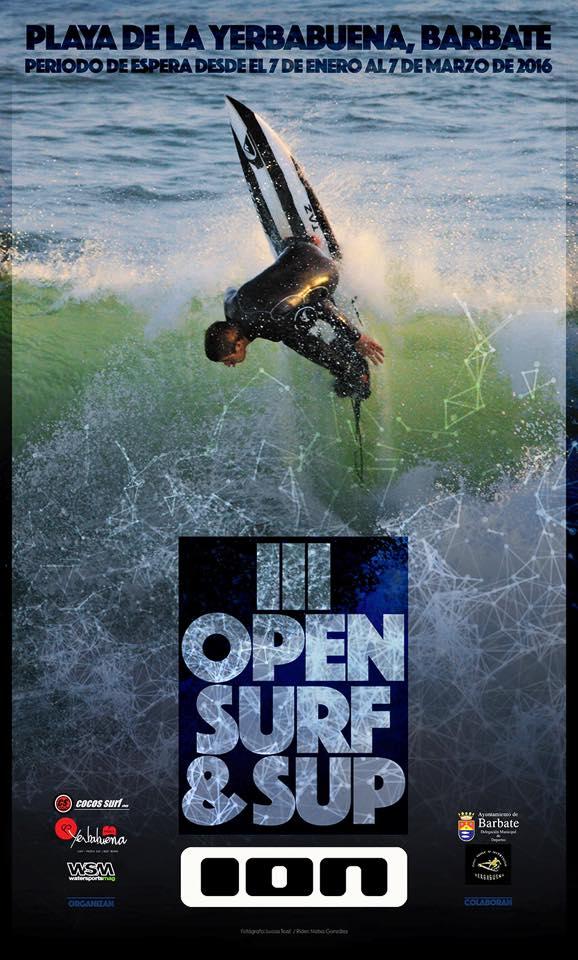 III OPEN DE SURF & SUP