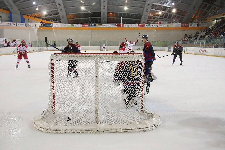 hockey en jaca