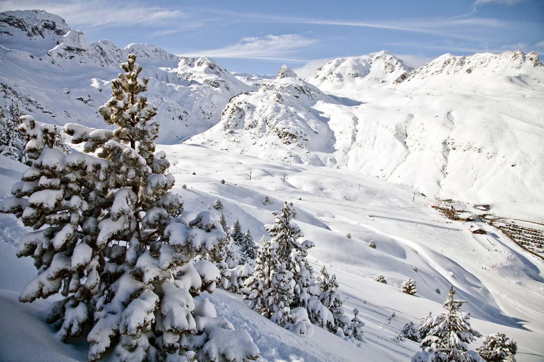 esquí en formigal panticosa