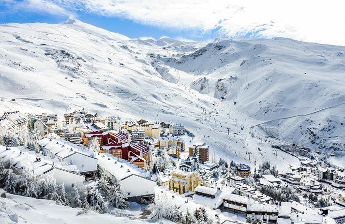 Sierra Nevada finaliza la temporada de invierno el 18 de abril.