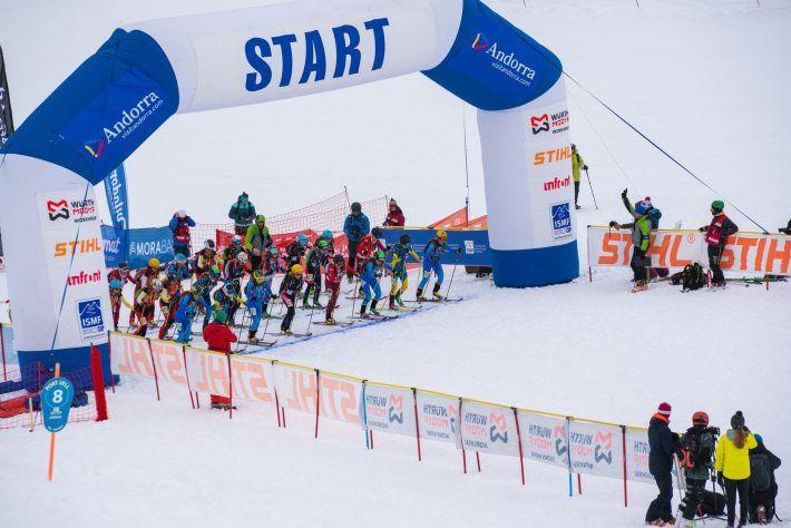 La Comapedrosa Andorra World Championship abrirá inscripciones.