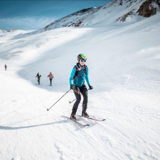Amantes del esquí de montaña, Vall de Nuria os llama.
