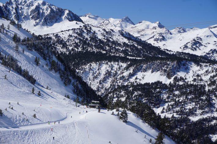 Baqueira amplía el dominio esquiable para esta Semana Santa.