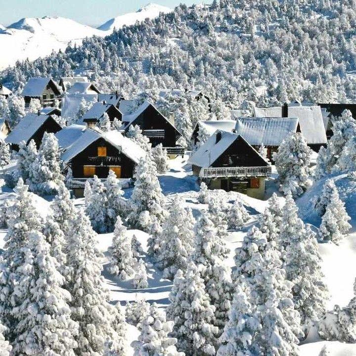 8 estaciones francesas para disfrutar y sentir el esquí.